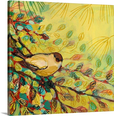 Goldfinch Resting