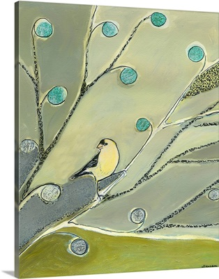 The Goldfinch Waits