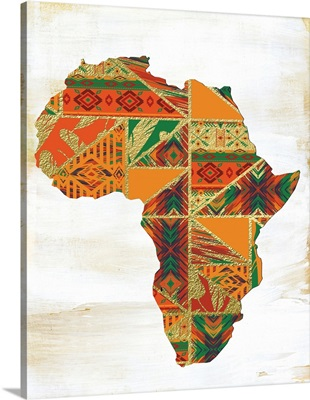 African Map 1