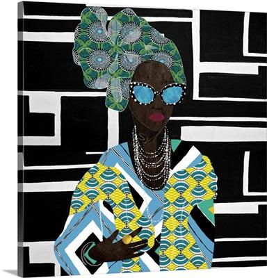 Afro Pop Queen Geo