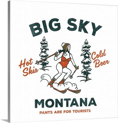 Big Sky Tourist