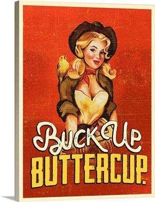 Buck Up Buttercup - Ruby