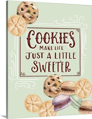 Cookies Make Life