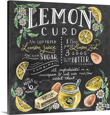 Cooking With Love Lemon Curd