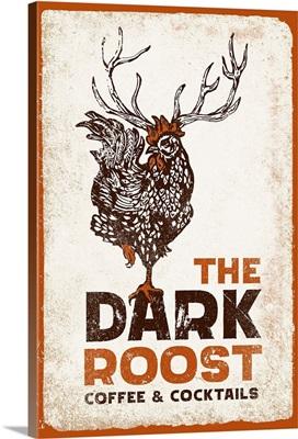 Dark Rooster Burnt Orange