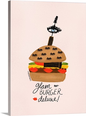 Glam Burger Deluxe