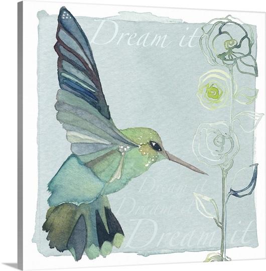 Hummingbird - Dream It