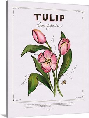 Language Of Flowers - Tulip