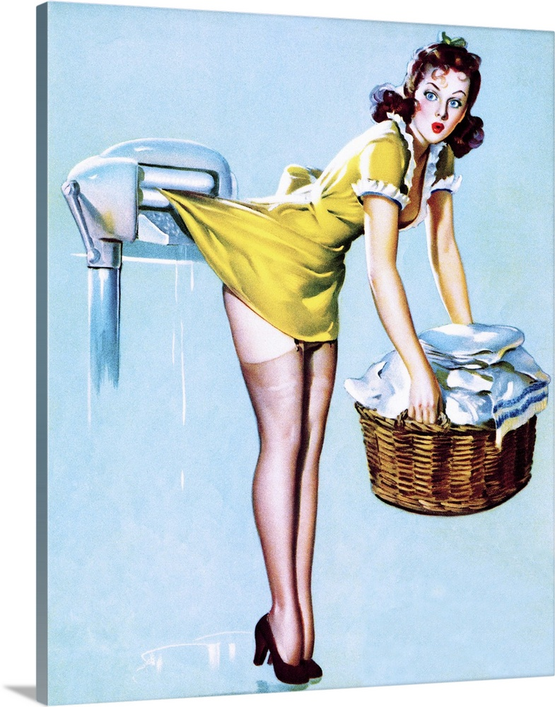 Think, Vintage pin up girl pictures opinion