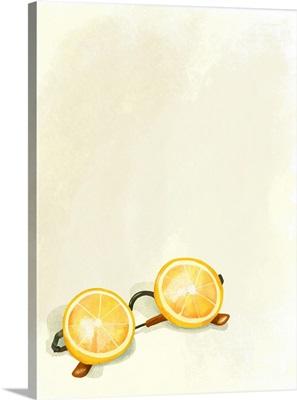 Lemon Sunglasses