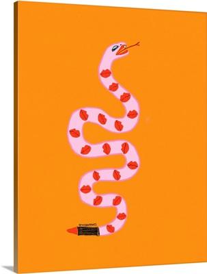 Lipstick Rattlesnake