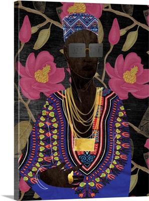 Modern Afro Pop Rose