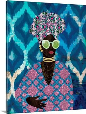 Modern Turban Queen