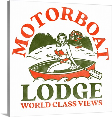 Motorboat Lodge