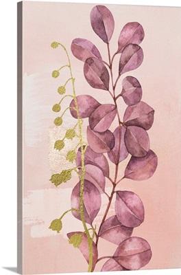 Pink Leaves 2