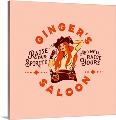 Western Ginger Saloon