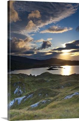 Abbey Island, Derrynane, Iveragh Peninsula, Ring of Kerry, Co. Kerry, Ireland