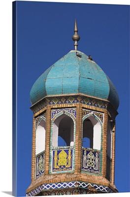Afghanistan, Herat, Minaret of Friday Mosque or Masjet-eJam