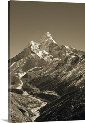 Ama Dablam, Khumbu Valley, Everst Region, Nepal