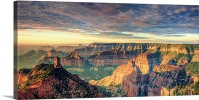 Arizona, Grand Canyon National Park, North Rim, Point Imperial
