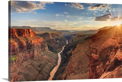 Arizona, Grand Canyon National Park, Toroweap Overlook