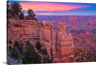 Arizona, Southwest, Colorado Plateau, Grand Canyon, National Park, South Rim
