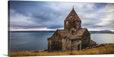 Armenia, Lake Seven, Sevanavank monastery