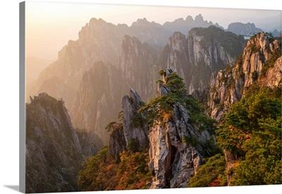 Asia, China, Anhui Province, Mount Huangshan, UNESCO, Yellow Mountain