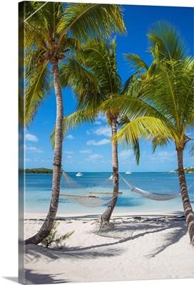 Bahamas, Abaco Islands, Great Guana Cay, Sunset beach