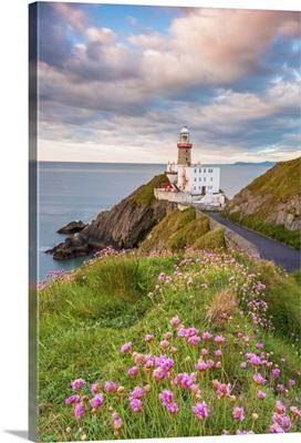 Baily lighthouse, Howth, County Dublin, Ireland