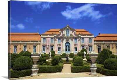 Ballroom Wing, Palacio de Queluz, Lisbon, Portugal
