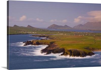 Ballyferriter Bay, Dingle Peninsula, County Kerry, Ireland
