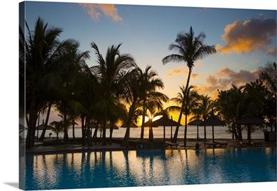 Beachcomber Dinarobin Hotel, Le Morne Brabant Peninsula, Black River, Mauritius
