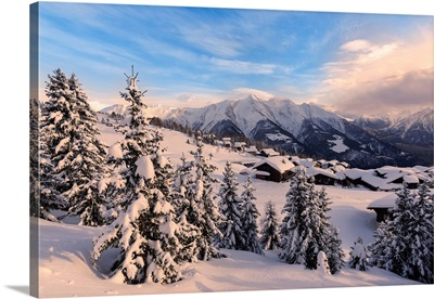 Bettmeralp, Canton Valais, Switzerland