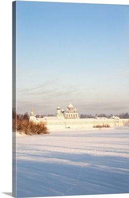 Bogorodichno-Uspenskij Monastery, Tikhvin, Leningrad region, Russia