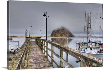 California, Morro Bay, Morro Rock