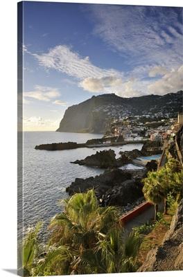 Camara de Lobos, Madeira, Portugal