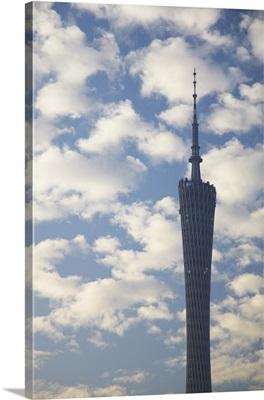Canton Tower, Guangzhou, Guangdong, China
