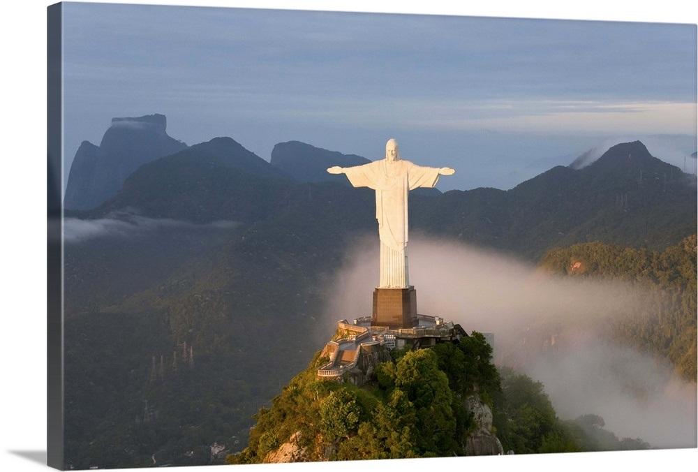 35 breathtaking photos of Christ Redeemer, Rio de Janeiro