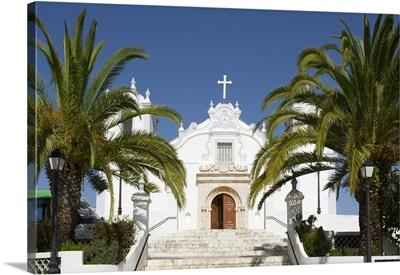 Church in Estobar, Algarve, Portugal