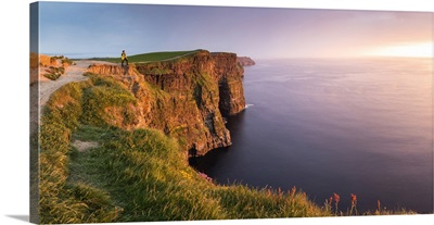 Cliffs of Moher, Doolin, County Clare, Munster province, Ireland