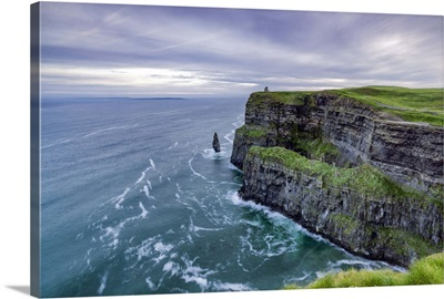 Cliffs of Moher, Liscannor, Munster, County Clare, Ireland