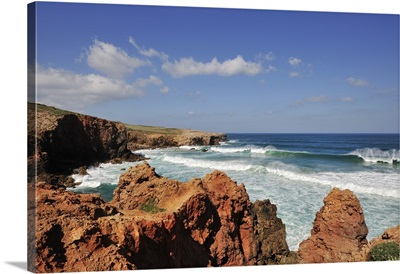 Coast of Carrapateira, Sudoeste Alentejano and Costa Vicentina Nature Park, Portugal