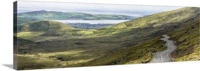 Connor Pass, Dingle Peninsula, County Kerry, Munster Province, Republic Of Ireland
