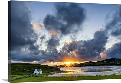 Cottage By The Bay, County Donegal, Ireland