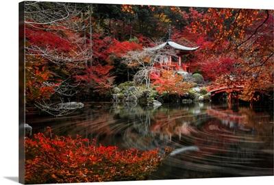 Daigo Ji, Kyoto, Japan