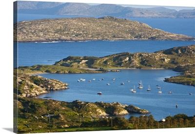 Derrynane Bay, Iveragh Peninsula, Ring of Kerry, Co. Kerry, ireland
