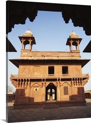 Diwam-i-Khas Fatehpur Sikri Uttar Pradesh, India