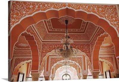 Diwan-i-Khas (Hall of Private Audience), City Palace, Jaipur, Rajasthan, India