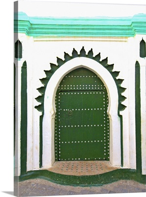 Doorway That Inspired Matisse, Tangier, Morocco, North Africa